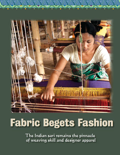 Image of Fabric Begets Fashion