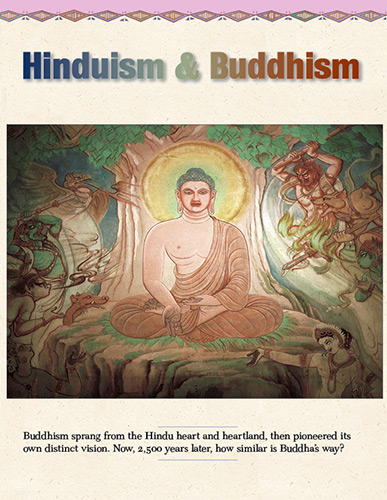 Image of Hinduism & Buddhism