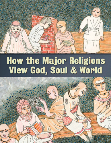 Image of How the Major Religions View God
