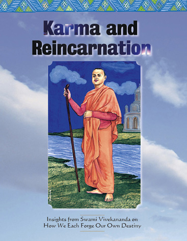 Image of Karma and Reincarnation