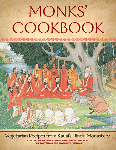 Image of Monks Cookbook