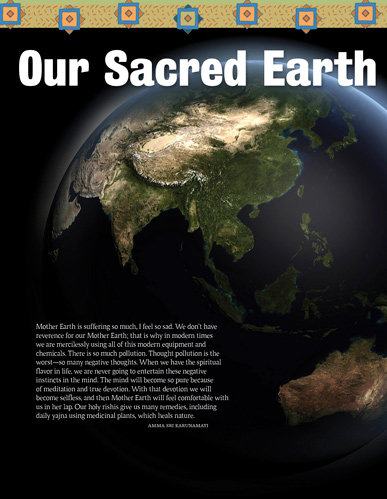 Image of Our Sacred Earth