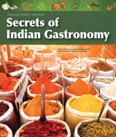 Image of Secrets of Indian Gastronomy