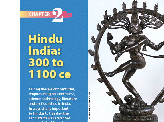 Hindu History Lesson Chapter Two