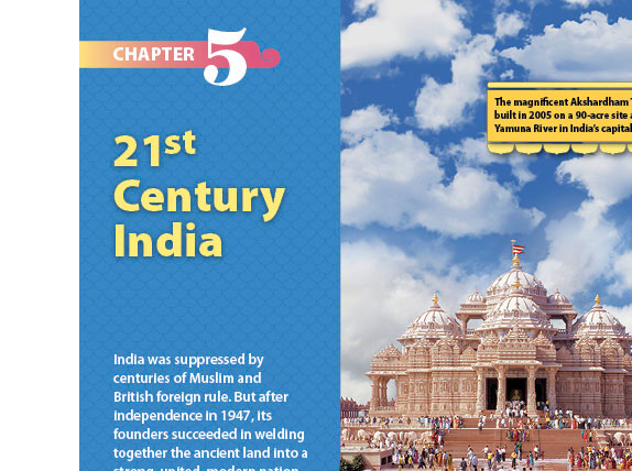 Hindu History Lesson Chapter Five